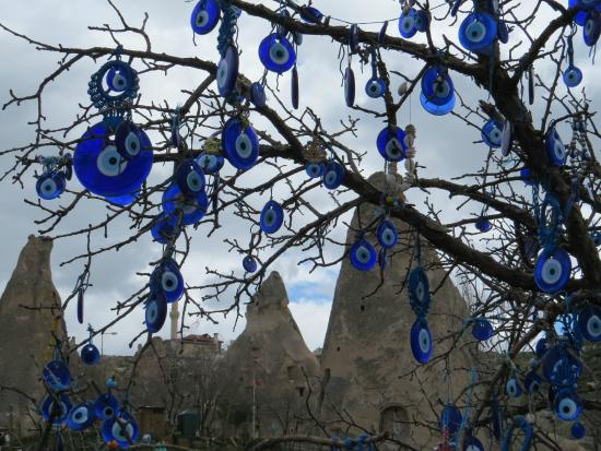 Fairy Chimneys - Picture of HTR Cappadocia Tours, Urgup ...