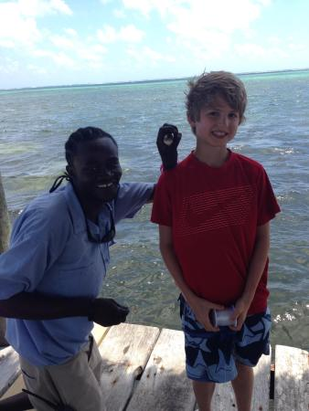 Las Terrazas Resort: Fishing with LeRoy
