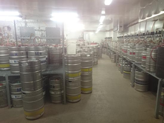 The Beer Room Picture Of Madison Square Garden All Access Tour New York City Tripadvisor