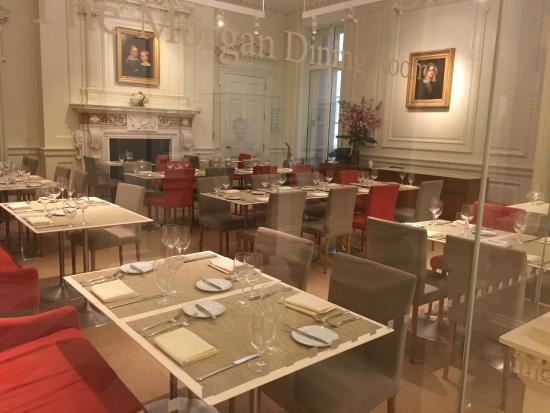dining room open to public