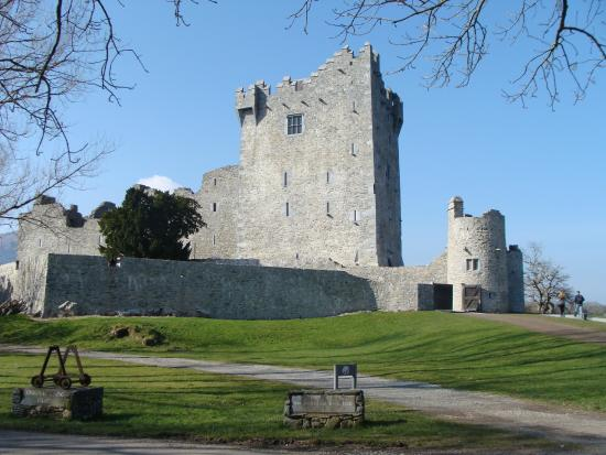 Orchard House: Ross Castle