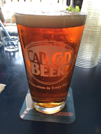 Draught Cape Cod IPA Picture Of Spanky 39 S Clam Shack Seaside Saloo