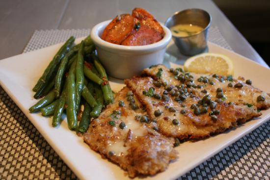 Sally 39 s sand dabs picture of lure fish house westlake for Sand dabs fish