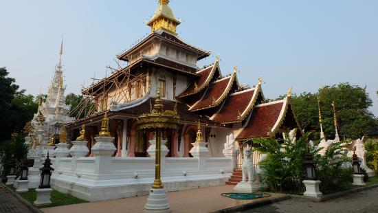 Wat Pa Daraphirom Temple
