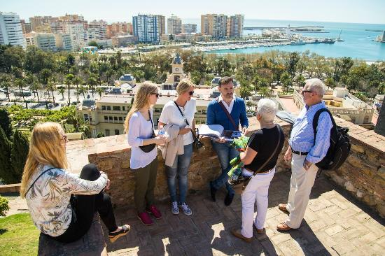 Voila Malaga - Private Tours