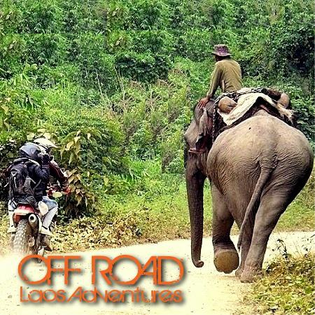 Off Road Laos Adventures - Day Tours