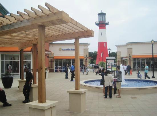 Tanger Outlets Savannah April 2015 Picture Of Pooler
