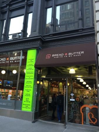 Bread and Butter takeout and deli Restaurant