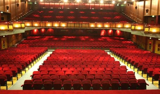Seating Plan Plymouth Pavilions Kaiser Chiefs Plymouth
