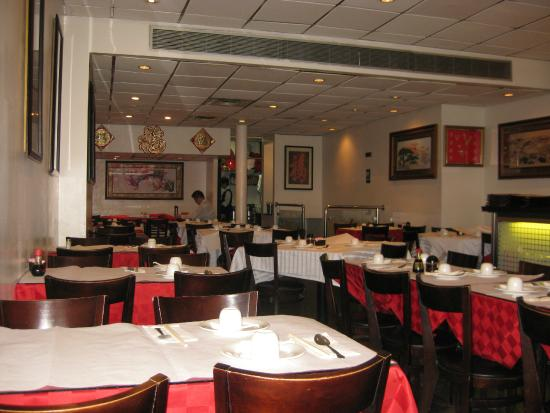 La salle picture of 456 shanghai cuisine new york city for 456 shanghai cuisine