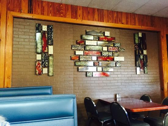 Bbq Restaurant Wall Decor : Wall decor picture of angel s soul food bbq mount