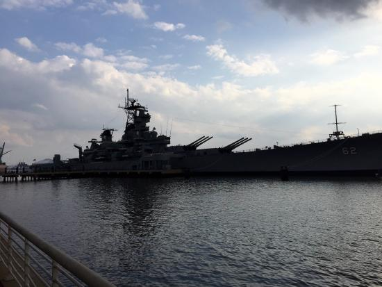 The most decorated battleship in us history picture of battleship