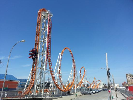 Pics Photos - Pictures Of Luna Park At Coney Island Attraction Photos