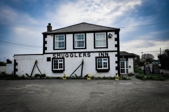 Photo of The Old Smugglers Inn St Erth Praze