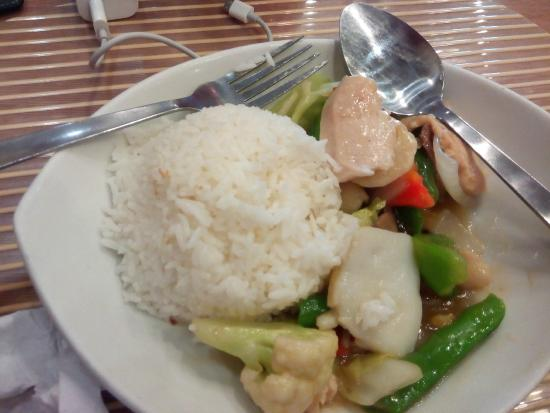 noodle- Picture of Fortune Hongkong Seafood Restaurant, Angeles City