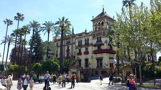 Hotel alfonso xiii sevilla picture of alfonso xiii - Hotel alfonso xii sevilla ...