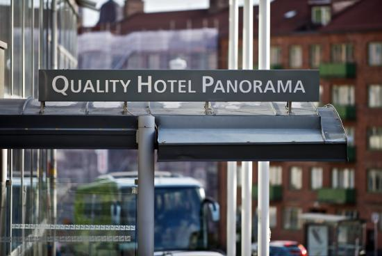 gothenburg quality panorama hotel: