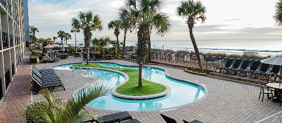Compass Cove Oceanfront Resort Photo