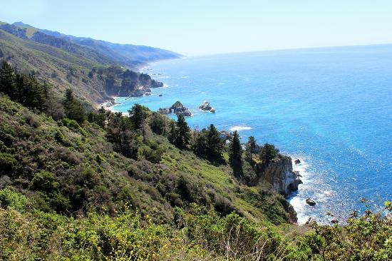 Ca Highway 1 Views Picture Of Pacific Coast Highway
