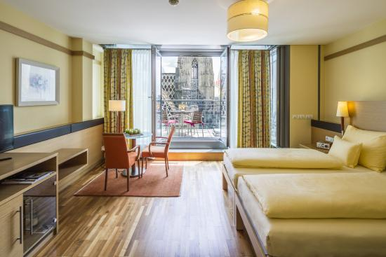 Photo of Hotel Am Stephansplatz Vienna