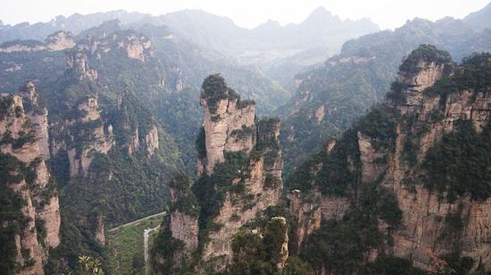 Zhangjiajie Travel Club - Day Tour