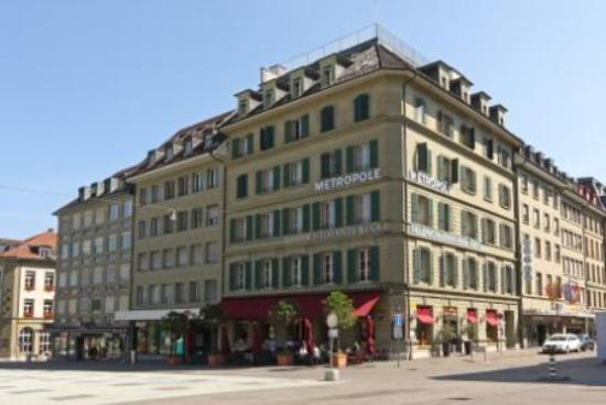 Photo of Metropole Swiss Quality Bern Hotel