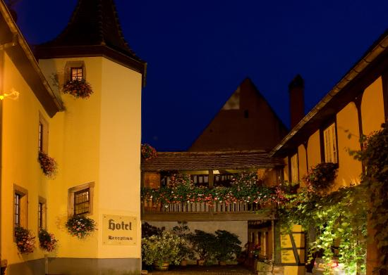 Photo of Hotel l'Abbaye d'Alspach Kientzheim