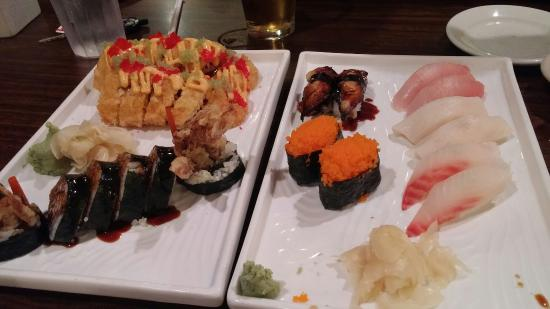 10 restaurants near south texas botanical gardens nature - Yoshi japanese cuisine ...