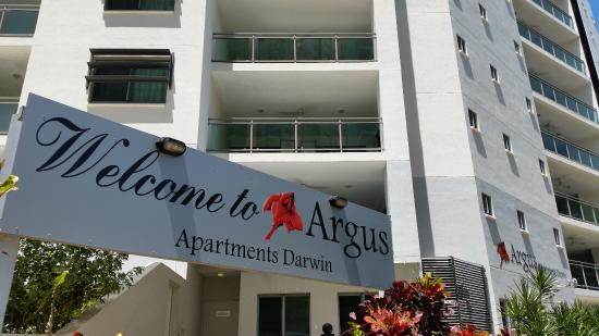 Photo of Argus Apartments Darwin
