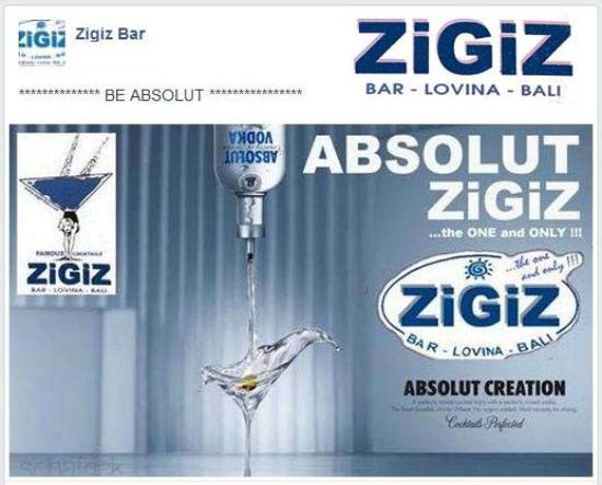 Zigiz Bar Photo: You can recommend songs from the resident singer and ...
