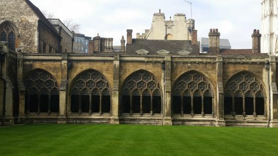 Flying Buttresses Of Westminster Abbey Picture Of
