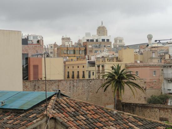 View from the terrace of the hotel picture of casa camper hotel barcelona barcelona tripadvisor - Casa camper hotel barcelona ...