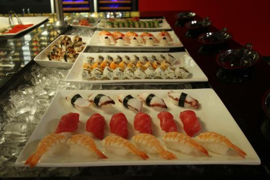 Sushi - Picture of Black Fire Brazilian Steakhouse ...