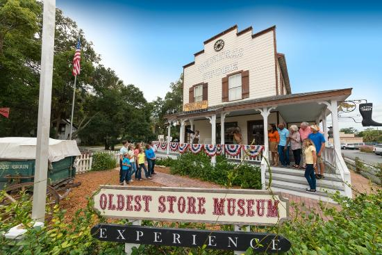 The Oldest Store Museum