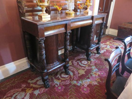 Dining Room Furniture Picture Of Bartow Pell Mansion Museum Bronx Tripadvisor