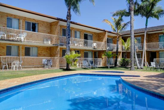 Photo of Beachpark Holiday apartments Coffs Harbour