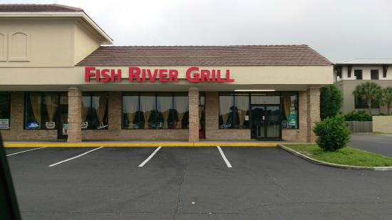 Fish river grill 3 gulf shores restaurant reviews for Fish river grill gulf shores
