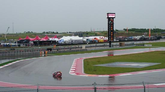 General Admission Area At Turn 11 Picture Of Circuit Of