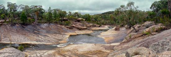 view from castle rock picture of girraween national park. Black Bedroom Furniture Sets. Home Design Ideas