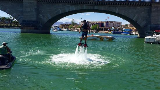 Water Buzz Flyboarding