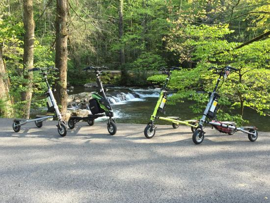 Tennessee Valley Trikke - Day Rentals