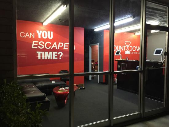 Countdown Live Escape Games View from Westwood Dr