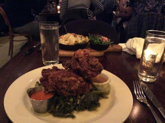 Fried Yardbird - Picture of Red Rooster Harlem, New York City ...