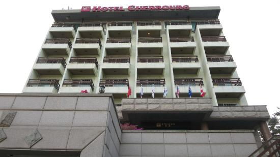 Hotel Cherbourg