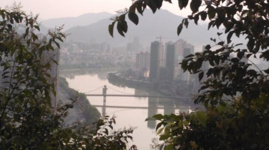 Sanming, China: The view from the top is definitely worth the visit