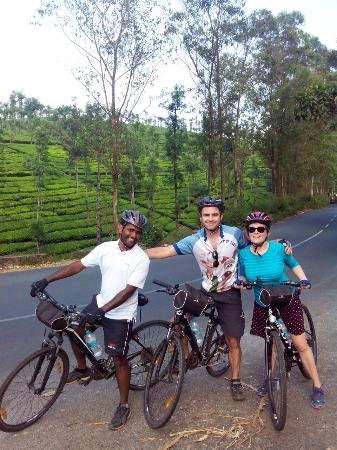 Kerala Bicycle Trips - Thekkady Day Tours