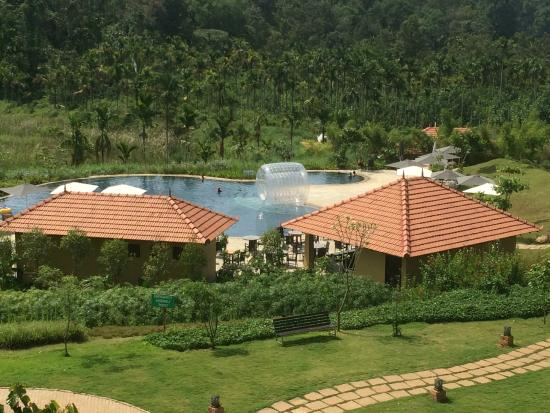 Swimming Pool Picture Of Club Mahindra Virajpet Coorg
