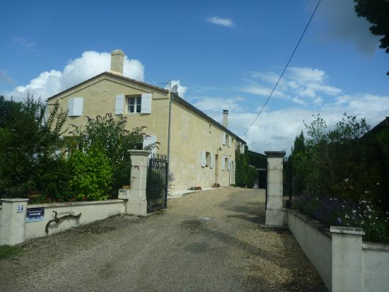 Bed & Breakfast Cabadentra Saint-Emilion