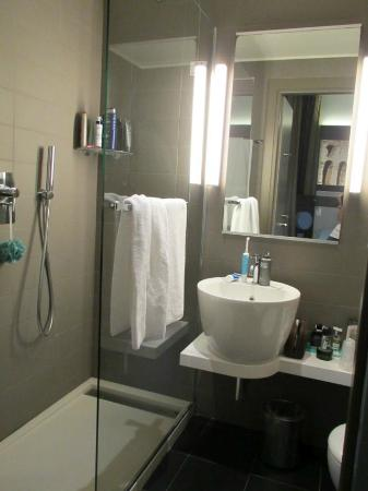 Bathroom In Superior Double Room Picture Of Mercure Rome