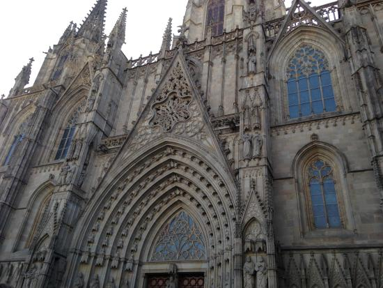 Cathedral - Picture of SANDEMANs NEW Barcelona Tours ...